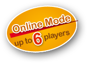 Online mode up to 6 players