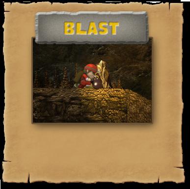 Blast Cell