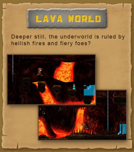 Lava World