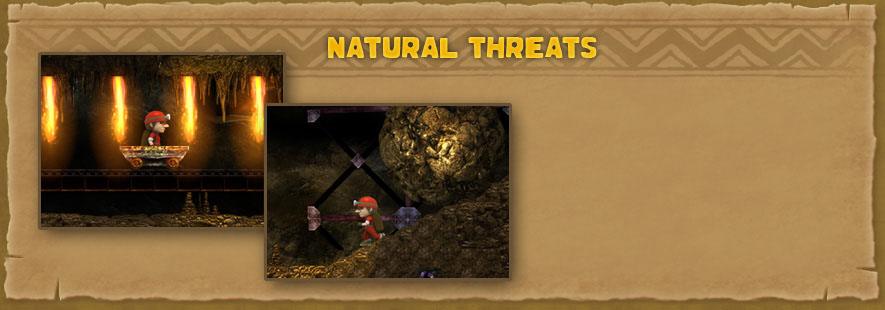 Natural threats